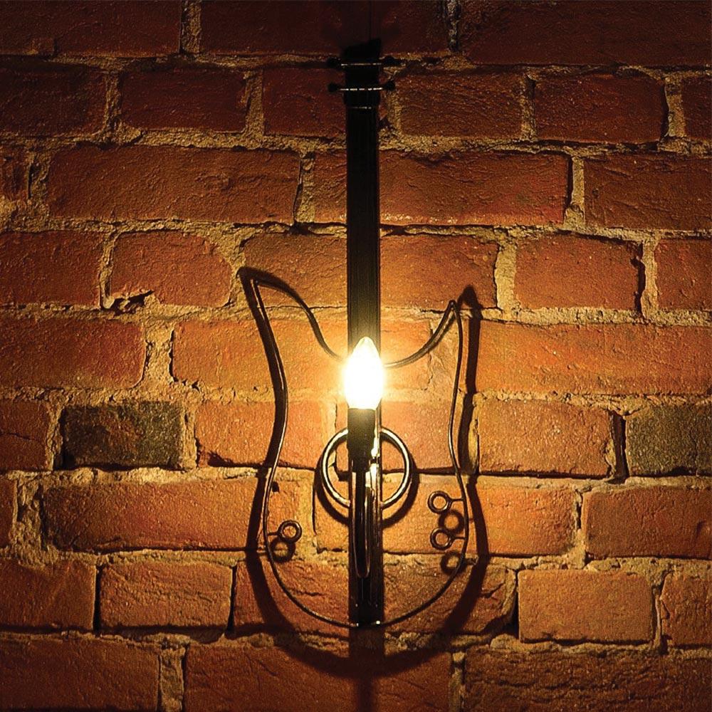 Lampa Metal Rock'n Roll