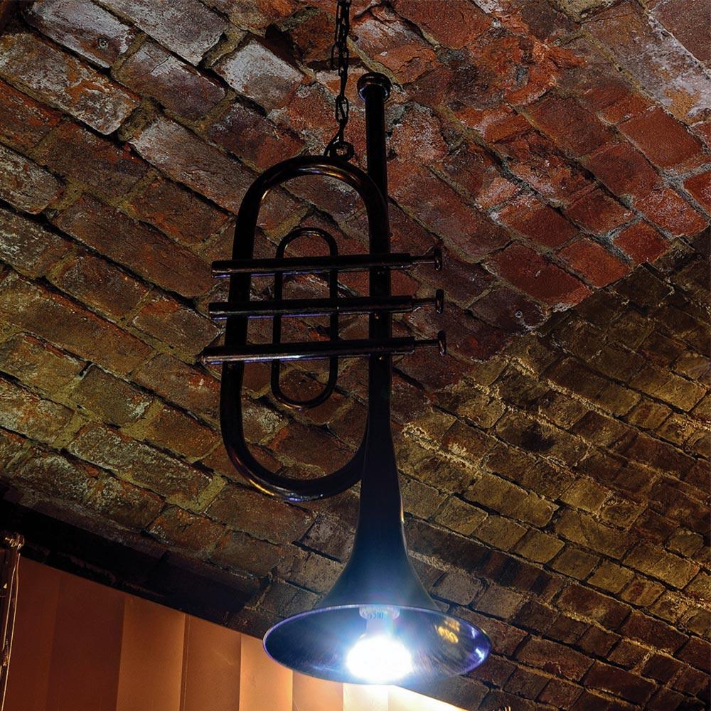 Lampa Stilizata – Trompeta