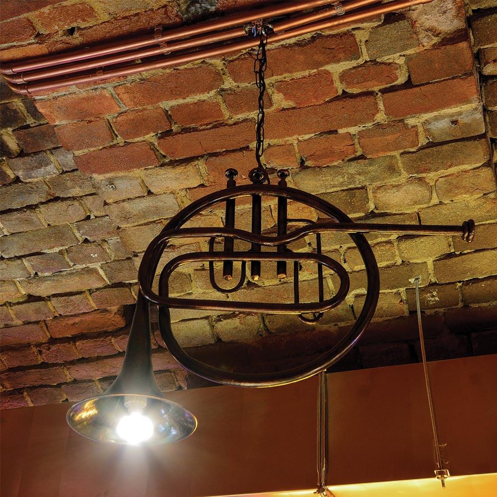 Lampa Stilizata – Tuba