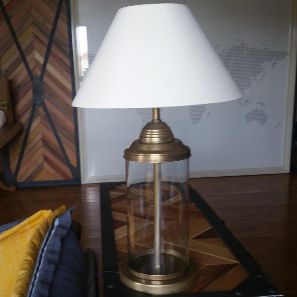 lampa de masa vintage