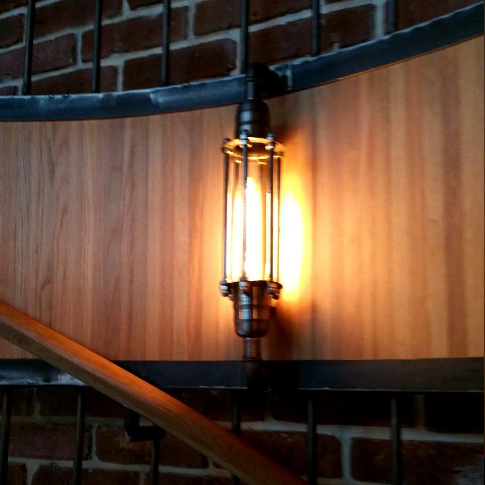Lampa industriala mini Tube