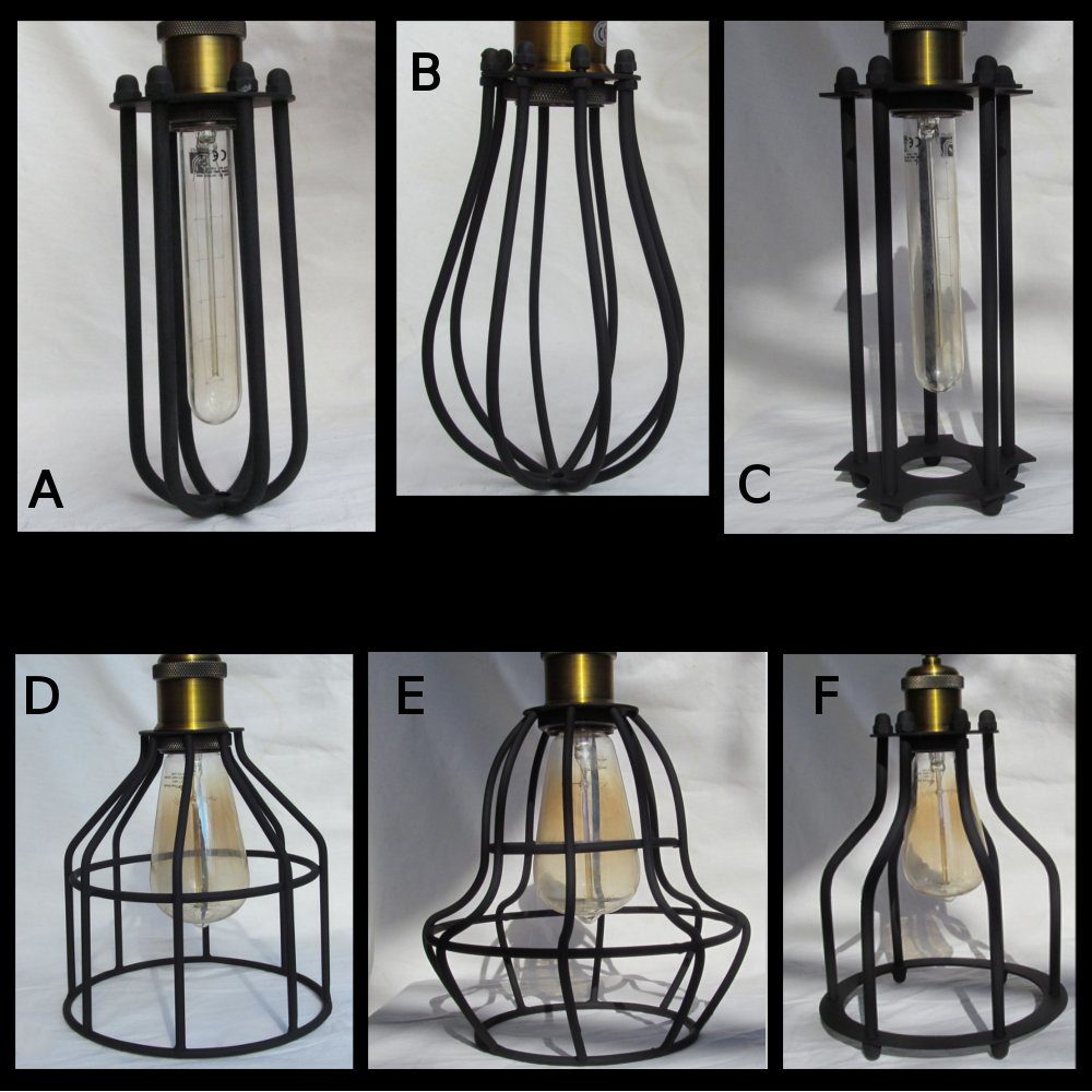 lampi industriale, retro, vintage, rustic